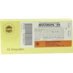 Mucokehl D5 Ampullen 10X1 ml