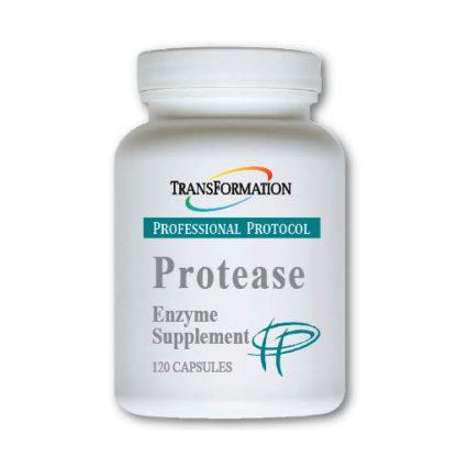 Ферменты Protease (Протеаза) 120